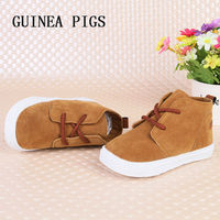 Autumn New Fashion Children Shoes Baby Girls Super Soft Comfortable Boys Suede Toddler Casual Shoes Chaussure