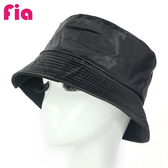 Panama High Quality Waterproof Rain Hat Women Rain Hats Mens With Velvet  Double Size Wearing Fishing Hats ZZ4026 e4ce108058c