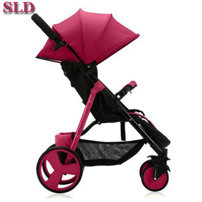 SLD stroller lightweight stroller, easy to carry, free shipping