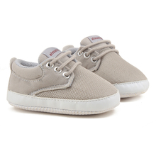 Delebao 2017 New Style Baby Mesh Breathable Lace-up Soft Sole Sport Shoes Girl Boy Net Sneakers Casual For 0-18 M