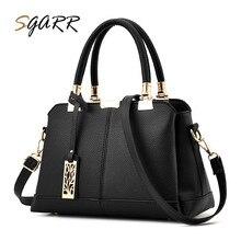 SGARR Marke Luxus Frauen Handtaschen Famours Designer Pu-leder Crossbody Tasche 2017 Neue Mode Weibliche Messenger Bags Umhängetaschen
