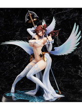 New Native Sexy Figures Raita Pure white Magical Girl Kuramoto Erika PVC Action Figure Collection Model Toys Sexy Angel Dolls