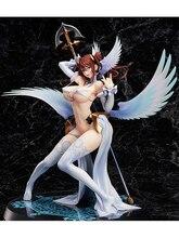 Новые оригинальные сексуальные фигурки Raita чисто белые Волшебные девушки Kuramoto Erika ПВХ экшн фигурки коллекционные модели игрушки кулы ангелы
