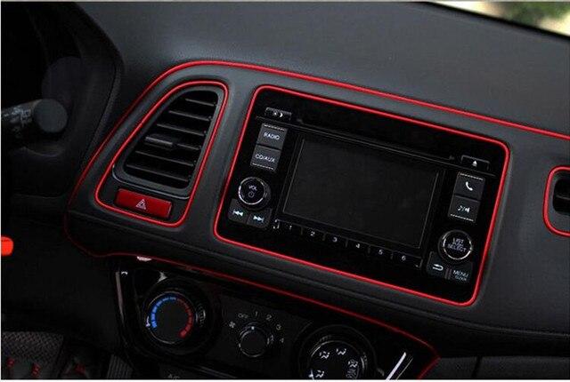 fiat bravo accessori  5 m refitting accessori della decorazione dell'automobile Per FIAT ...