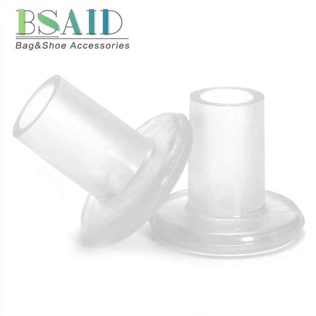 6beebc4140 US $5.98 |BSAID Ladies High Heel Protectors Stopper For Women Shoes,  Transparent Non slip Heel Sinking Stiletto Clear Covers 10/20/30pcs-in Shoe  Care ...