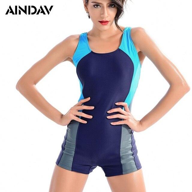 a62e0d74b4ada 2018 New Slimming Sexy Swimwear Women One Piece Swimsuit Sports Quick Dry  Bodysuit Elastic Female Monokini Professional