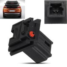 Micro interruptor de arranque trasero negro para Citroën C3 C4 C3 para Peugeot 206 307 308 407 6554V5