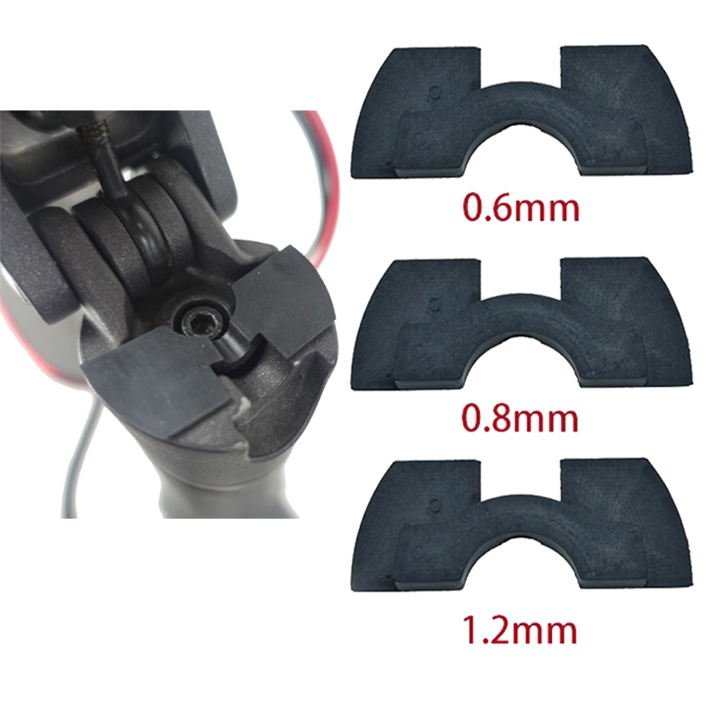 Durable Outdoor Cushion Modification Scooter Parts Sport Silicone Wearproof Anti Shock Vibration Damper For Xiaomi Mijia M365(China)