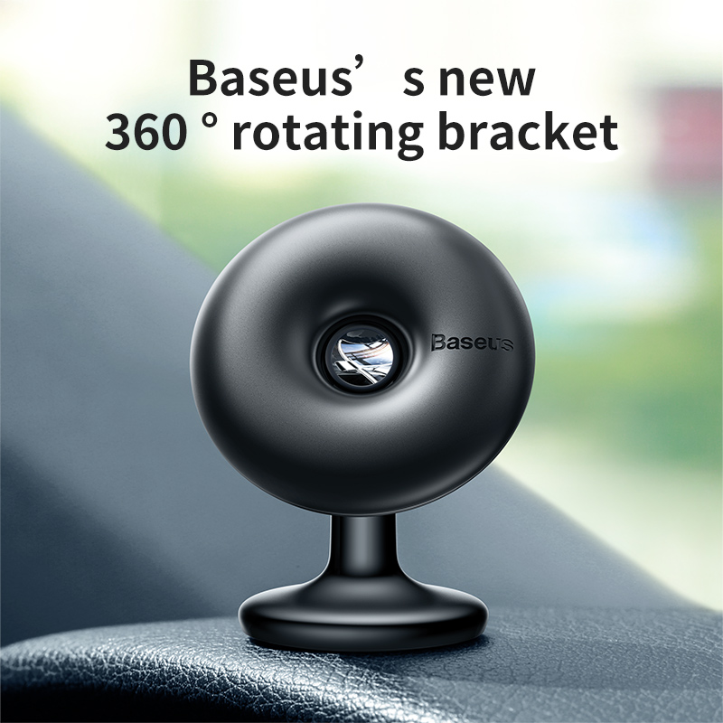 Baseus Universal Magnetische Auto Telefon Halter In-Auto Handy Halter Handy Halter Stehen Für iPhone Sumang 360 Grad magnet
