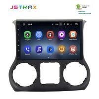 Автомобиль Android 7.1 GPS Navi для Jeep Wrangler 2015 + авторадио навигации головное устройство мультимедиа 2 ГБ Оперативная память RDS HDMI выход Разделение Эк