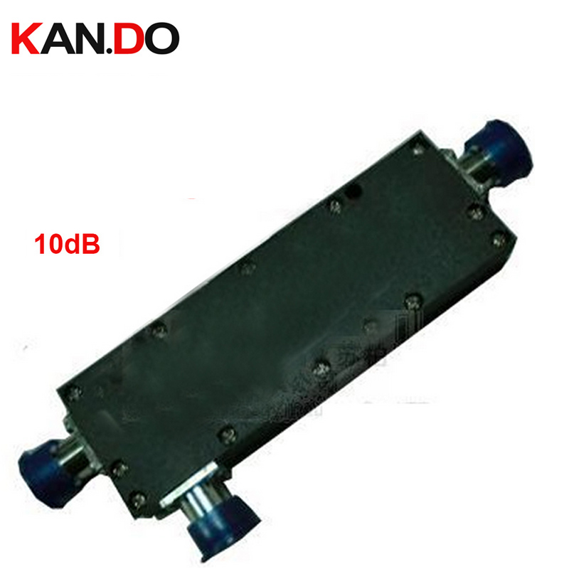 10db coupler signal Power Coupler 10dbi,frequency 800-2500Mhz coupling device for telecom use power splitter for communication