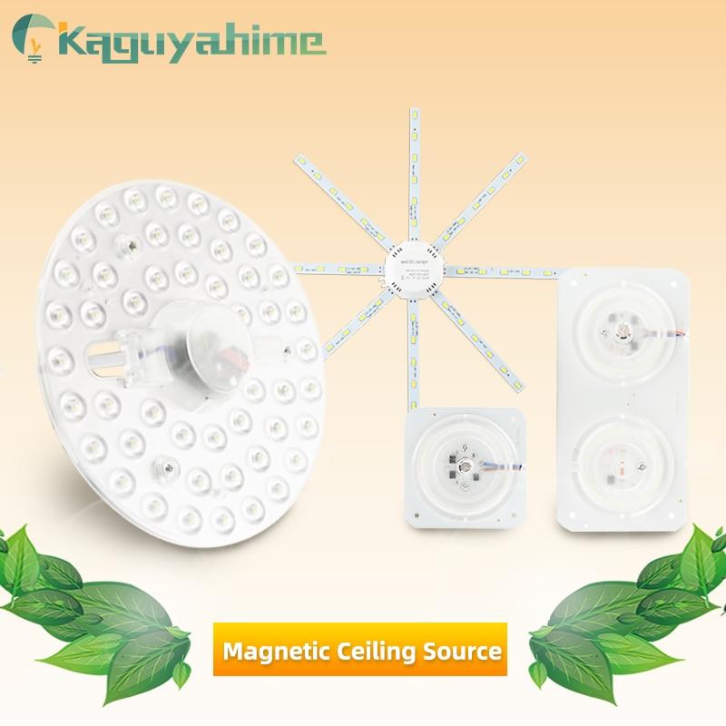 Kaguyahime LED Downlight 12W 16W 18W 24W Module Source Octopus Light 220V 240V Lighting Replace LED Round Light LED Spot Light