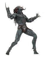 NECA the Predator Armored Assassin PVC Action Figure Collectible Model Toy