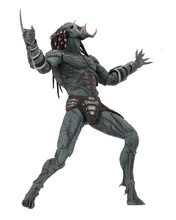 Blindado Assassino NECA Predator PVC Action Figure Collectible Modelo Toy