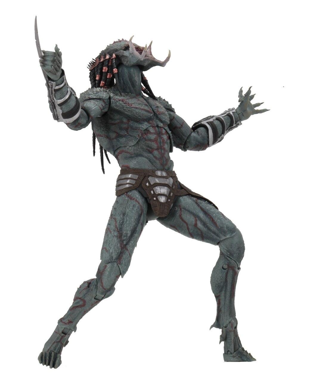 NECA le prédateur blindé Assassin PVC figurine à collectionner modèle jouet