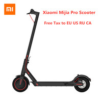 Original Xiaomi Mijia Pro Smart Electric Scooter KickScooter Lightweight Hover Board Foldable Skateboard With Control Panel