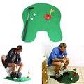 Potty Putter Aseo Golf Juego Mini Golf Set Aseo Golf Putting Green de Juego de La Novedad de Juguete de Regalo Para Los Hombres y Las Mujeres