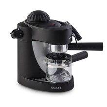 Кофеварка Galaxy GL 0752 (Мощность 900 Вт, объем 0.24 л, капучинатор, переключатель режимов)