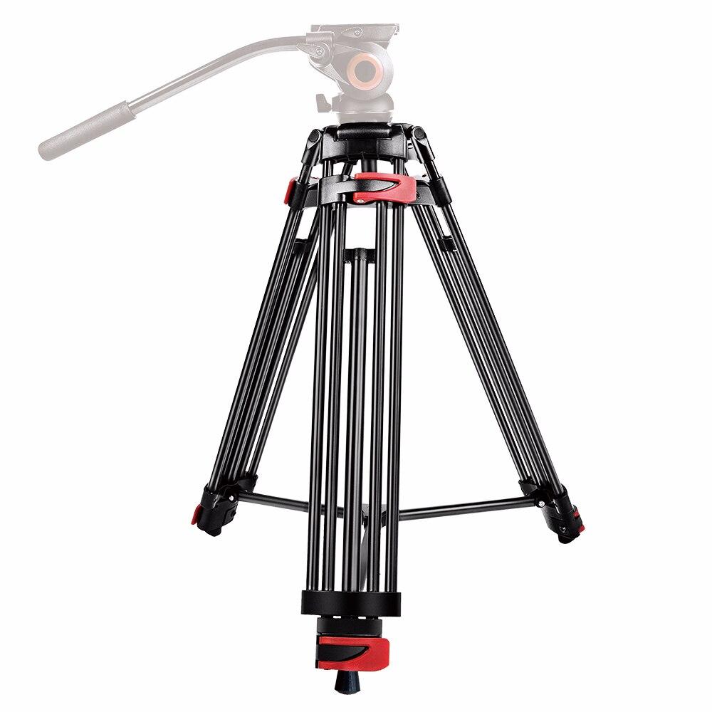 Miliboo MTT602A Professionelles fotografisches tragbares Stativ - Kamera und Foto