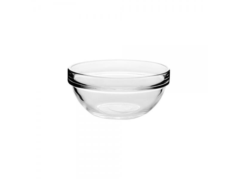 Салатник Luminarc, Empilable, 12 см, прозрачный салатник luminarc empilable 14 см