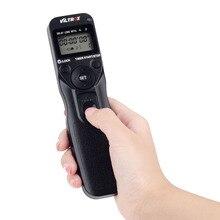 VILTROX Thời Gian Trôi Đi Intervalometer Hẹn Giờ Chụp với N3 Cáp cho Nikon D90 D600 D3100 D3200 D5000 D5100 D7000