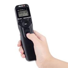 VILTROX temporisation intervalomètre minuterie télécommande obturateur avec câble N3 pour Nikon D90 D600 D3100 D3200 D5000 D5100 D7000