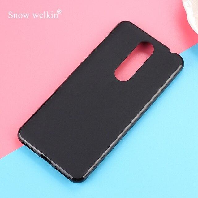 Pour Alcatel 1X2019 Gel TPU mince souple Silicone couverture arrière étui pour Alcatel 1X2019 1X2019 5008Y 5008D téléphone étuis en caoutchouc