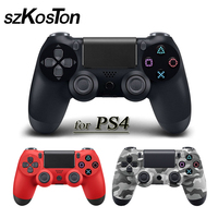Wireless Controller For PS4 Gamepad For Playstation Dualshock 4 Joystick Gamepads Multiple Vibration For PlayStation 4