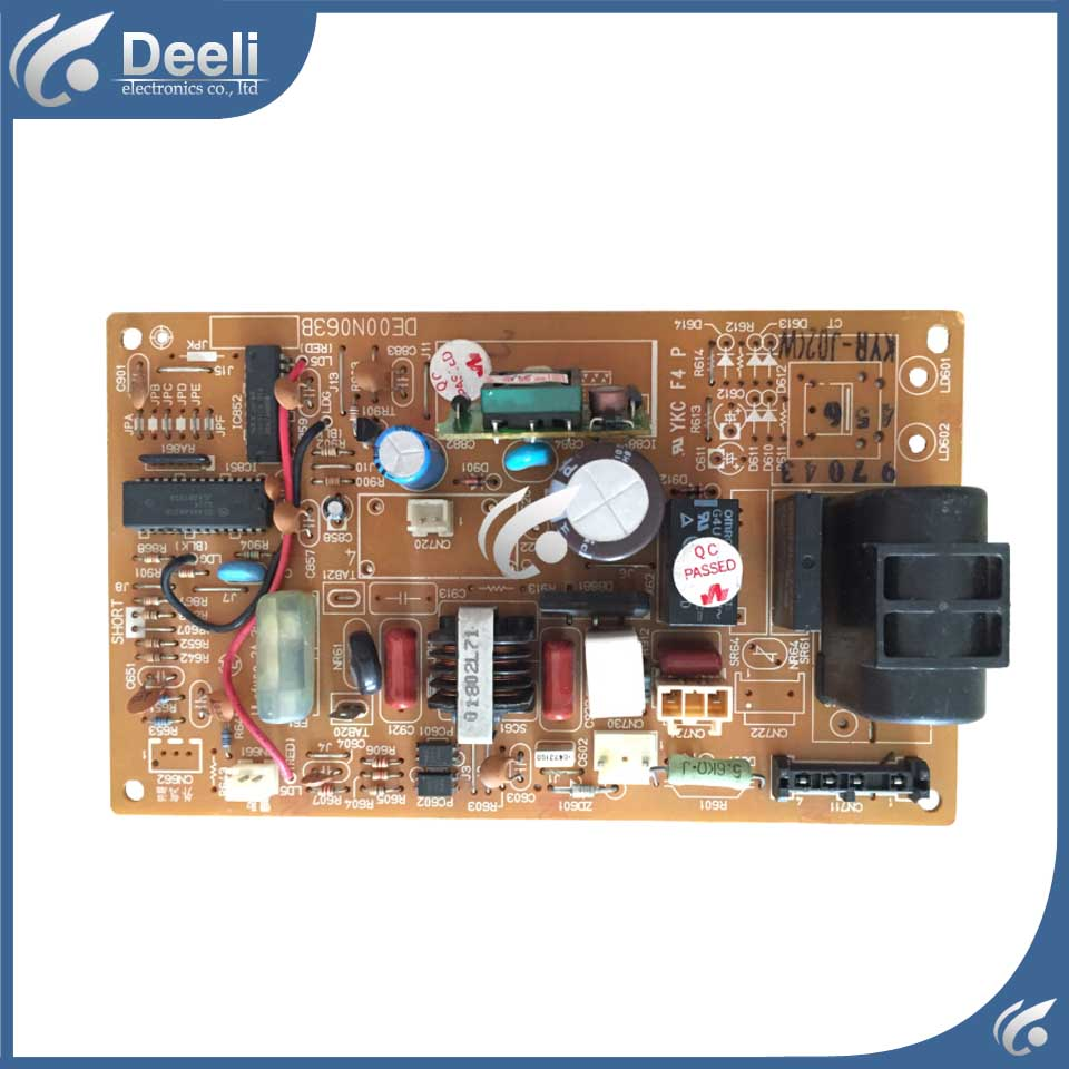 95% new good working for air conditioning Computer board DE00N063B control board used board pc board air conditioning accessories board 0010400526 used disassemble