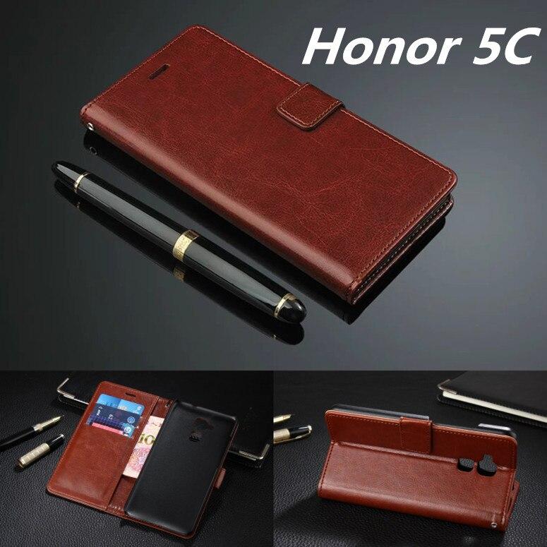 Fundas cubierta titular de la tarjeta case para huawei huawei honor 5c honor 5c