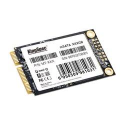 KingSpec Mini PCIE mSATA SSD 120GB 240GB 64GB SSD SATA III 6GB/ Hard Drive Solid State Drive Disk For Dell M6500 For LenovoY560