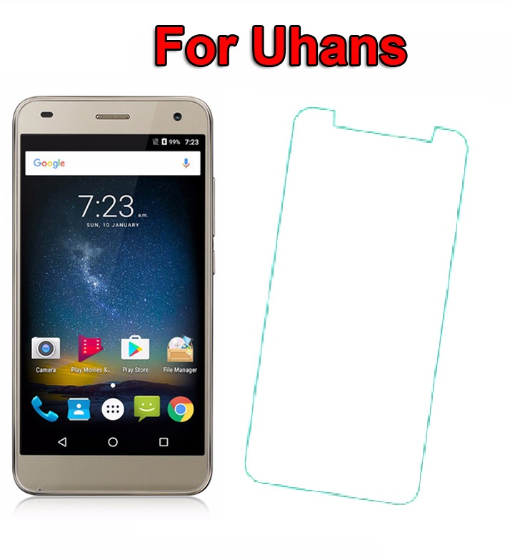 Uhans Note A101 A101S Tempered Glass Film Protective Screen Protector For Uhans Note 4 /H5000Uhans Note A101 A101S Tempered Glass Film Protective Screen Protector For Uhans Note 4 /H5000