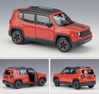 3 יח'\חבילה YJ 1/24 צעצועי דגם של מכונית בקנה מידה סיטונאי ארה