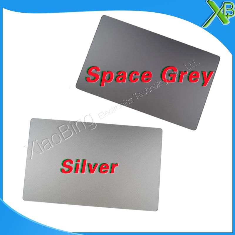 New Space Gray Grey silver for MacBook Pro Retina 13.3 A1706 A1708 Force Touch Pad Touchpad Trackpad MLL42 MPXQ2 MLH12 MPXV2