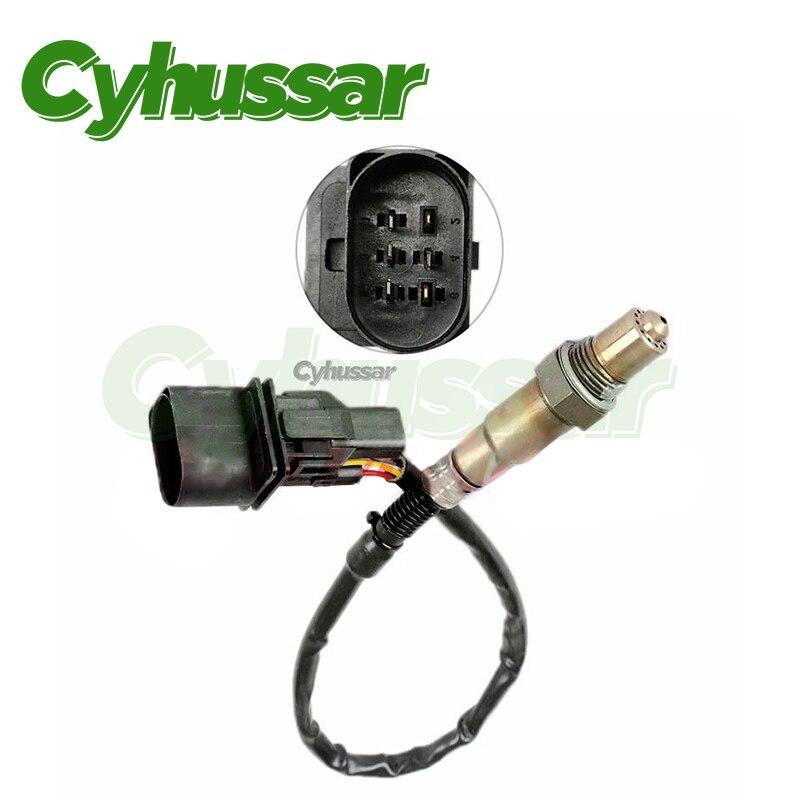 Oxygen Sensor O2 Lambda Sensor AIR FUEL RATIO SENSOR for AUDI A3 A8 Volkswagen VW TOURAN GOLF POLO Passat T 3000 0258007285 Exhaust Gas Oxygen Sensor     - title=