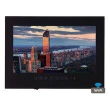 Souria 21.5 дюйма черный (белый) цвет Водонепроницаемый Ванная комната Full HD 1080 Smart Android СВЕТОДИОДНЫЙ ТВ Водонепроницаемость душ ТВ