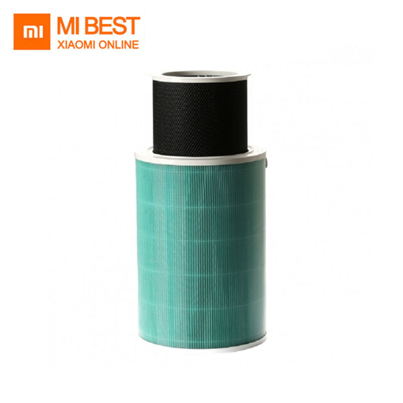 Original Xiaomi Mi Smart Air Filter Purifier Replacement 2 2S Max Air Cleaner Filter Core Removing HCHO Formaldehyde Version