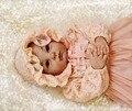 """22 """"Силиконовые Reborn Куклы высокого класса Lifelike Reborn Новорожденный Toys для Детей ребенок жив bonecas reborn дети подарок"""