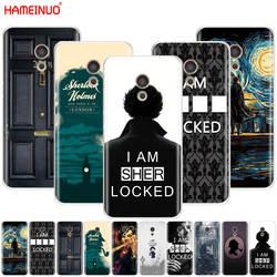Hameinuo Шерлок Холмс Sherlocked чехол для телефона для Meizu M6 M5 M5S M2 M3 M3S MX4 MX5 MX6 PRO 6 5 U10 U20 Примечание плюс