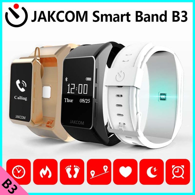 Jakcom B3 Smart Watch New Product Of Wristbands As U20 For Xiaomi Mi Band 1S Bracelet Podometre