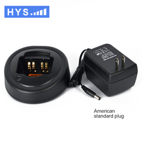 HYS CSC M328A EU US Plug Walkie Talkies Battery Charger For GP328 HT750 MTX900 Two Way