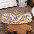 Wedding Accessory Bridal Accessories Fashion Large princess hair accessory luxury crystal bride quality hair accessory