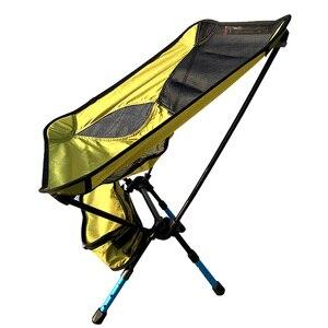 Image 4 - 600D Oxford Tuch Camping Freizeit Stuhl Klapp Tragbare mit Tragen Tasche Laden 150kg
