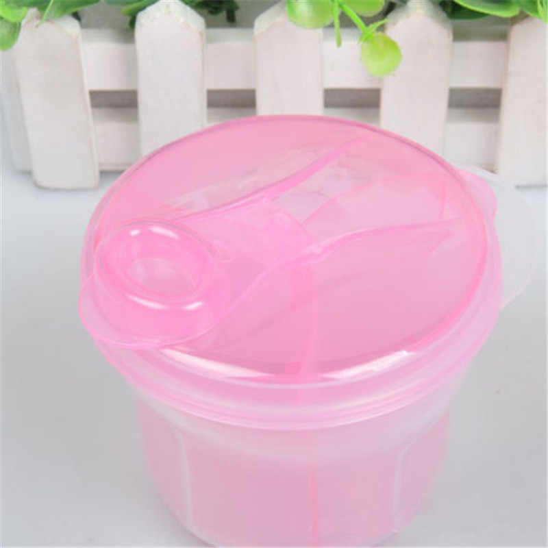 Baby Girl Boy Milk Powder Formula Milk Dispenser Food Container Storage Toxic-free Feeding Bottles Portable Convenient Box Gift