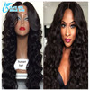 Best Quality Loose Wave Glueless Full Lace Wigs Lace Fronta Wig For Black Women 100% Brazilian Virgin Human Hair Lace Wigs