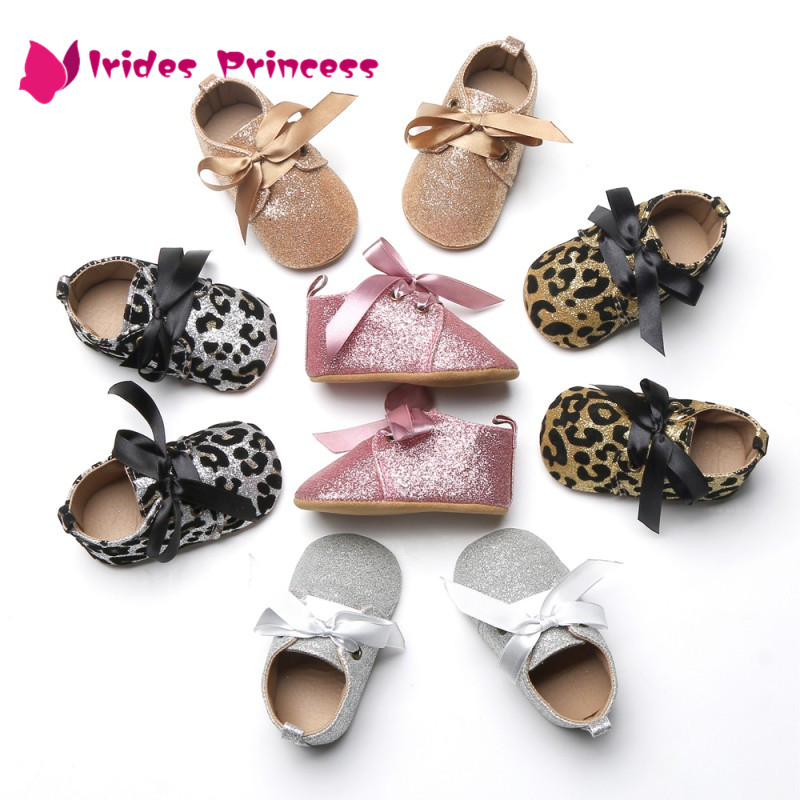 Baby Shoes First Walker Toddler Baby Girls Cotton Sequin Infant Soft Sole Shoes Soft Bottom Bebe Girls Shoes