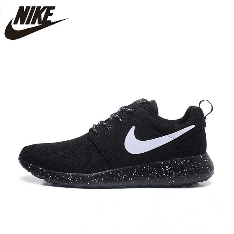 c1451a09a420 Nike ROSHE ONE Original New Arrival Authentic Men s ROSHE RUN Running Shoes  Sneakers Trainers 511882-