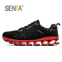 SENTA 2017 Blade Summer Brand Sneakers Men Outdoors Breathable Sports Lovers Running Shoes For Men Sports