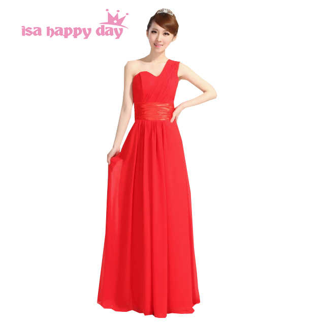 92a66c5a4ad Detail Feedback Questions about bridesmaid long plus size red one ...