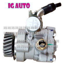 Brand New Power Steering Pump W/ Sensor ASSY For Mitsubishi L200 .SP.4M41 MR992873 цена в Москве и Питере